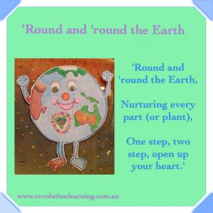 Revolution Learning | Mother Earth | EYLF | Inspiration